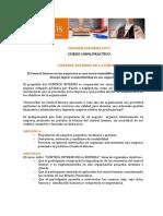 Dossier Informativo Control Interno