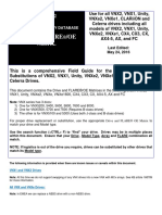 Docu42949 All VNX CLARiiON Celerra Storage Systems Drive and FLARE OE Matrices