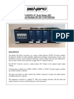 300W 3RU DC-DC Converter Brochure With Distribution