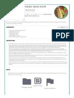 Easy Homemade Subway Bread _ Subway Copycat Recipe.pdf