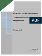 Final Proposal Investasi Perumahan
