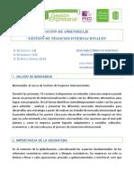 Rahernan_Guion Gestion de Negocios Internacionales