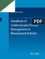 Cardiovascular Disease Management in RA