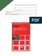Ficha 6 Islam