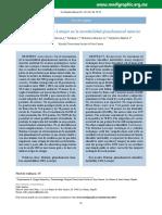 Técnica de Bristow-Latarjet en la inestabilidad glenohumeral anterior