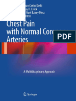 Chest Pain With Normal Coronary Arteries [2013]