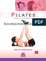 Pilates para el postparto