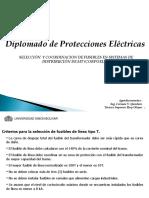Diplomado de Protecciones - Seleccion de Fusibles de Linea