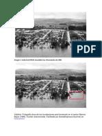 fotografía terremoto valdivia 1960