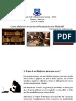 Aula - Como Elaborar Um Projeto de Pesquisa - Joachin (1)