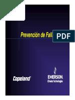 Prevencion de Fallas Scroll Recomendaciones de Aplicacion