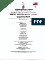 Affidavit of UCC1 U.S. BANCORP | U.S. BANK NATIONAL ASSOCIATION