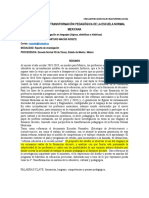 EL LENGUAJE EN LA TRANSFORMACIÓN PEDAGÓGICA DE LA ESCUELA NORMAL MEXICANA