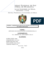 INFORME-SUBTERRÁNEA