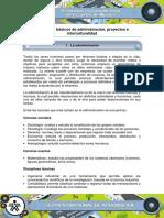 Conceptos Basicos de Administracion