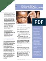 Monkeypox Factsheet 2019