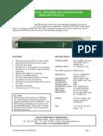 Dayton AF210Fm2 Manual