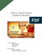 Teshuva halaja rosh hashana y yom kipur - Gratis.pdf