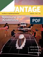 ANSYS Advantage Academic AA V8 I1