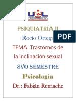 Inclinacion Sexual