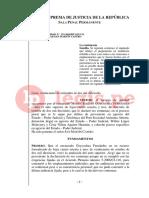 R.N. 119 2018 Huánuco Legis.pe Contumaz