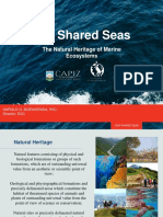 Our Shared Seas Appendix