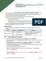 CyberOps Skills Assessment Student Trng Exam v2
