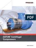 Datum Centrifugal Compressors