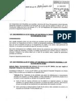 Proyecto de Ley Nº 3870-2009-CR