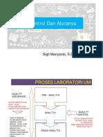 Grafik Kontrol Dan Aturannya - Sigit Mariyanto