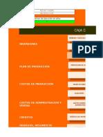 Caja de Herramientas Plan de Negocio 2019
