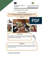 Adecuaciones Curriculares Para La Atención en Aulas Multigrados y Aulas Inclusivas