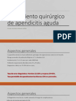 Apendicitis Tto Qx