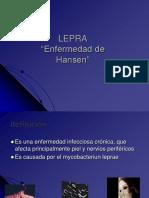 Lepra INFECTO I.ppt2012.Ppt · Versión 1