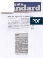 Manila Standard, Aug. 1, 2019, Du30 son to join NUP solons realign.pdf