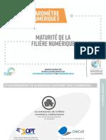 Rapport Maturité de la Filiere Numerique en Nouvelle-Calédonie 2018