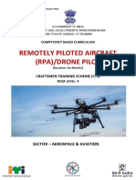 Cts Rpa-drone Pilot Cts Nsqf-4