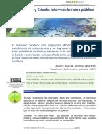 n1.1 Mercado y Estado - Intervencionismo p Blico