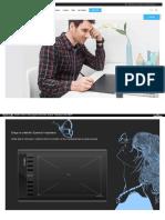 XP-Pen Star 03 USB Tablette graphique Dessin