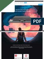 xp-pen deco pro Tableta Gráfica de Dibujo compatible con Android