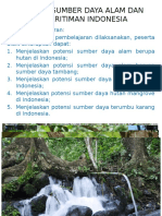 356870176-Potensi-Sumber-Daya-Alam-Dan-Kemaritiman-Indonesia-Ppt.pptx