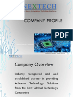 Old Company Profile