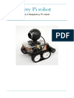 Rasberry Pi   design and building a Rasbery pi robot.pdf
