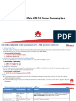 Kuwait VIVA Mate 20X 5G Power Consumption