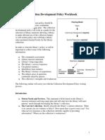 Collection Development Plan Workbook04