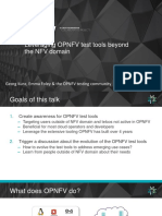 2019 OpenStack - Leveraging-OPNFV-test-tools2