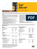 299D XHP Compact Track Loader AEHQ6565-01