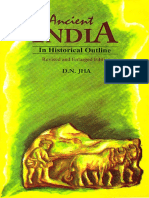 Ancient India In Historical Outline By D.N.Jha