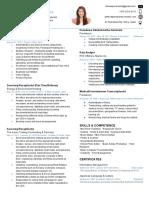 diane penaranda resume online