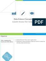 Data Science Concepts Lesson04 Decision Tree Concepts
